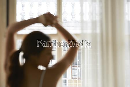 women relax