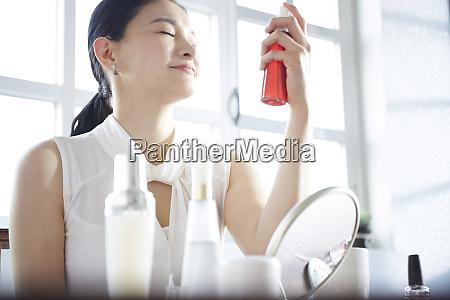 female skin care
