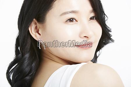 female portrait series