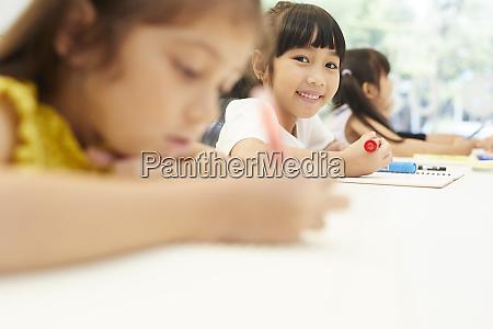 schoolchild school life