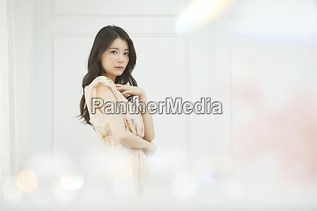 woman beauty glitter