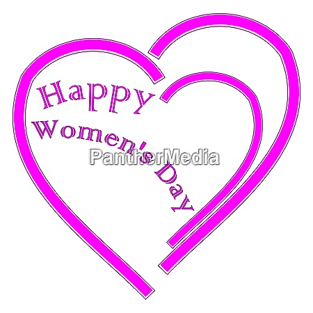 pink happy womens day 8