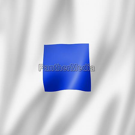 sierra international maritime signal flag