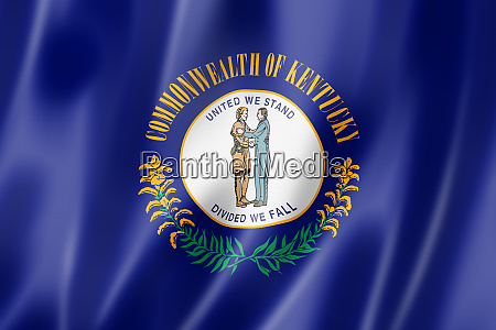 kentucky flag usa