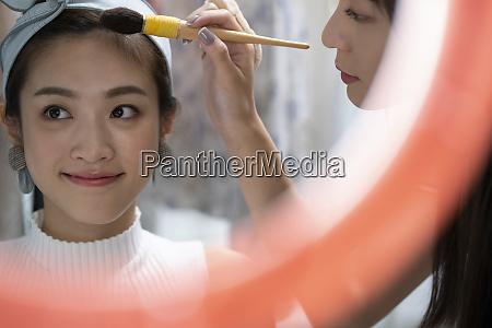mail order business studio makeup