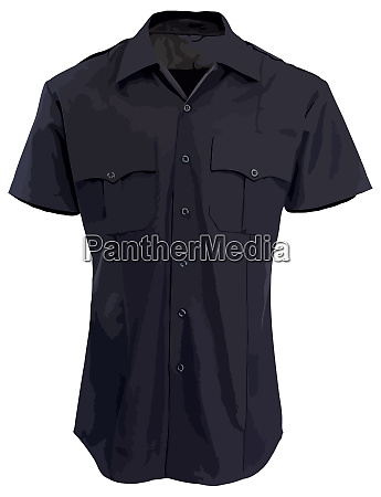 dress shirt black fashion men formal
