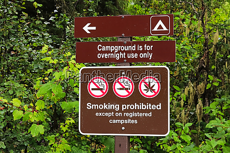 a campground is for overnight use