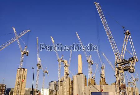 battersea power station london england
