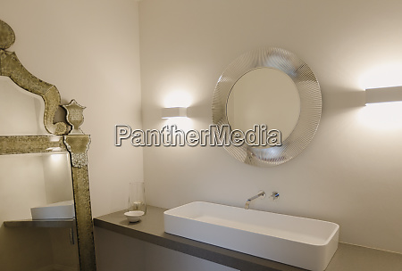 home showcase interior bathroom sink and