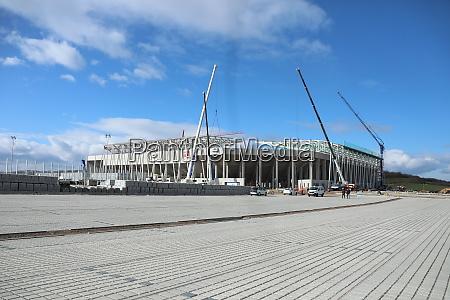 project status new stadium sc freiburg