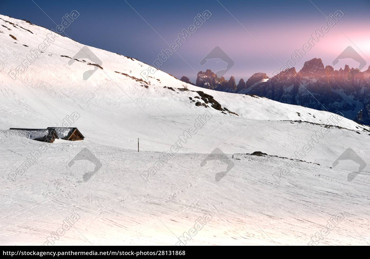 skiing, insouthern, tyrol - 28131868