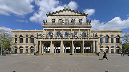 opera house hanover