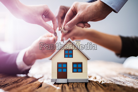 real estate investing concept