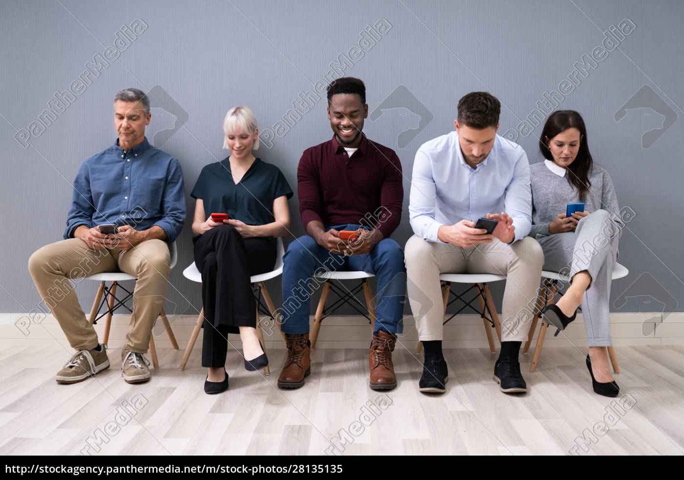 applicants, using, cell, phones - 28135135