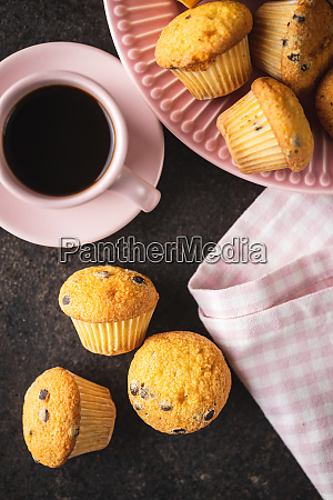 tasty, chocolate, muffins., sweet, cupcakes. - 28135254