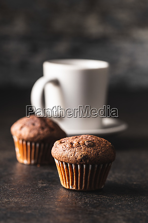 tasty, chocolate, muffins., sweet, cupcakes. - 28135287