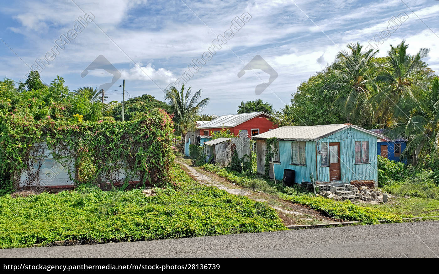 typical, homes, in, antigua, and, barbuda - 28136739