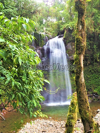 wendys waterfalls panama central america