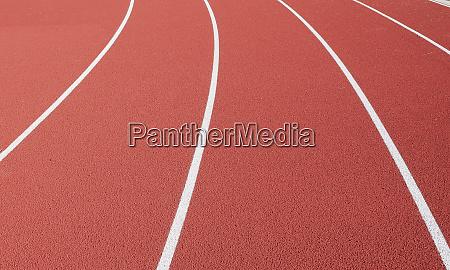treadmill in the stadium