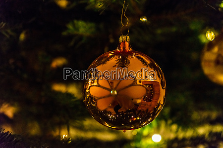 christmas tree decorations jewellery