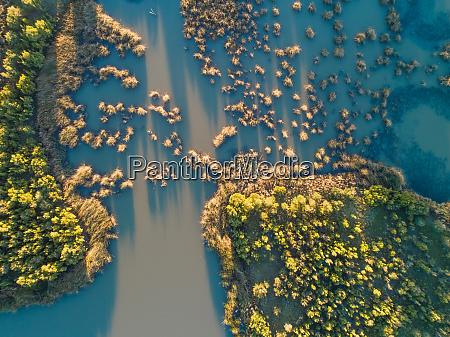 aerial view of rowville victoria australia