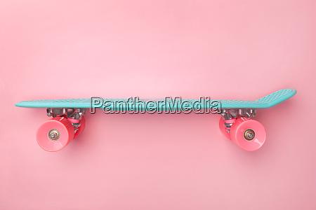 skateboard side view