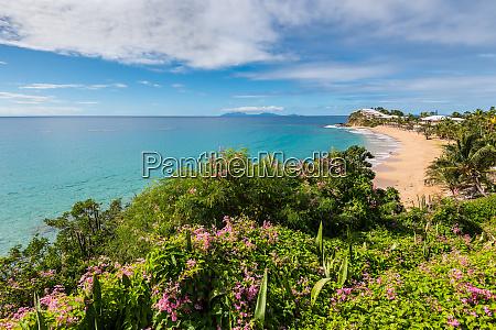 grace bay beach antigua and barbuda