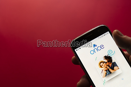 the once app