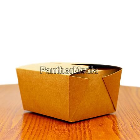 closed carton container