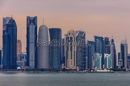 doha qatar middle east