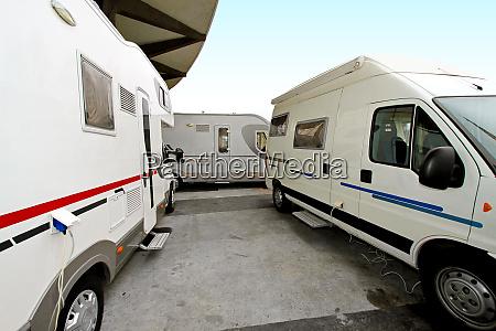 camper site