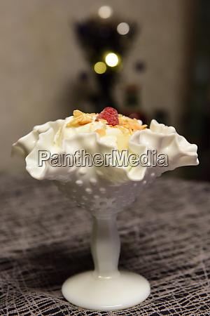 dessert from quark and philadelphia with