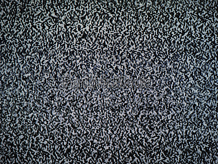 static noise on tv