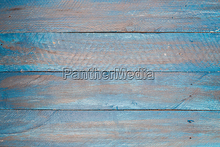 blue shabby chic wood retro vintage