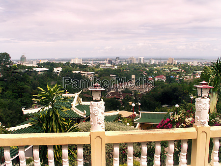 view of cebu city