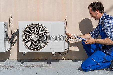 heating ventilation and air conditioning inspection