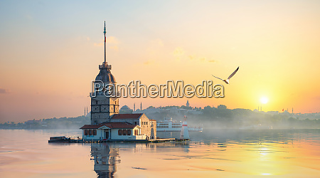 tower in istanbul