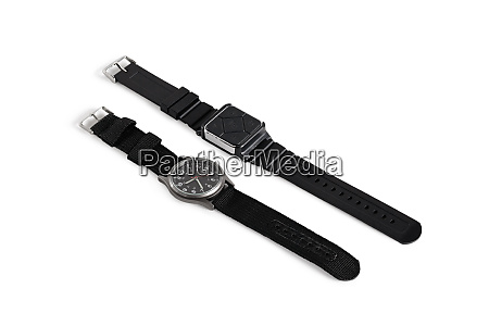 wrist remote control and watch