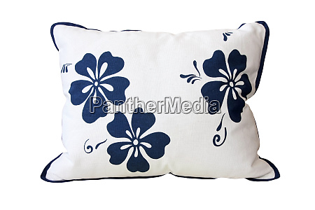 floral pillow