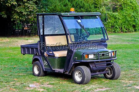 garden vehicle