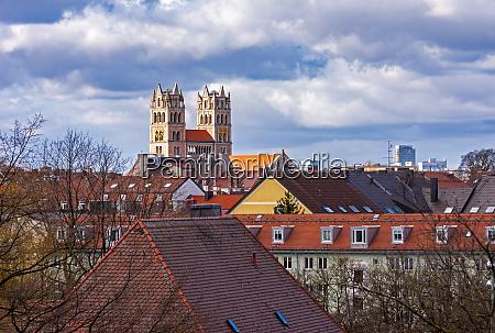 st maximilian church in munich