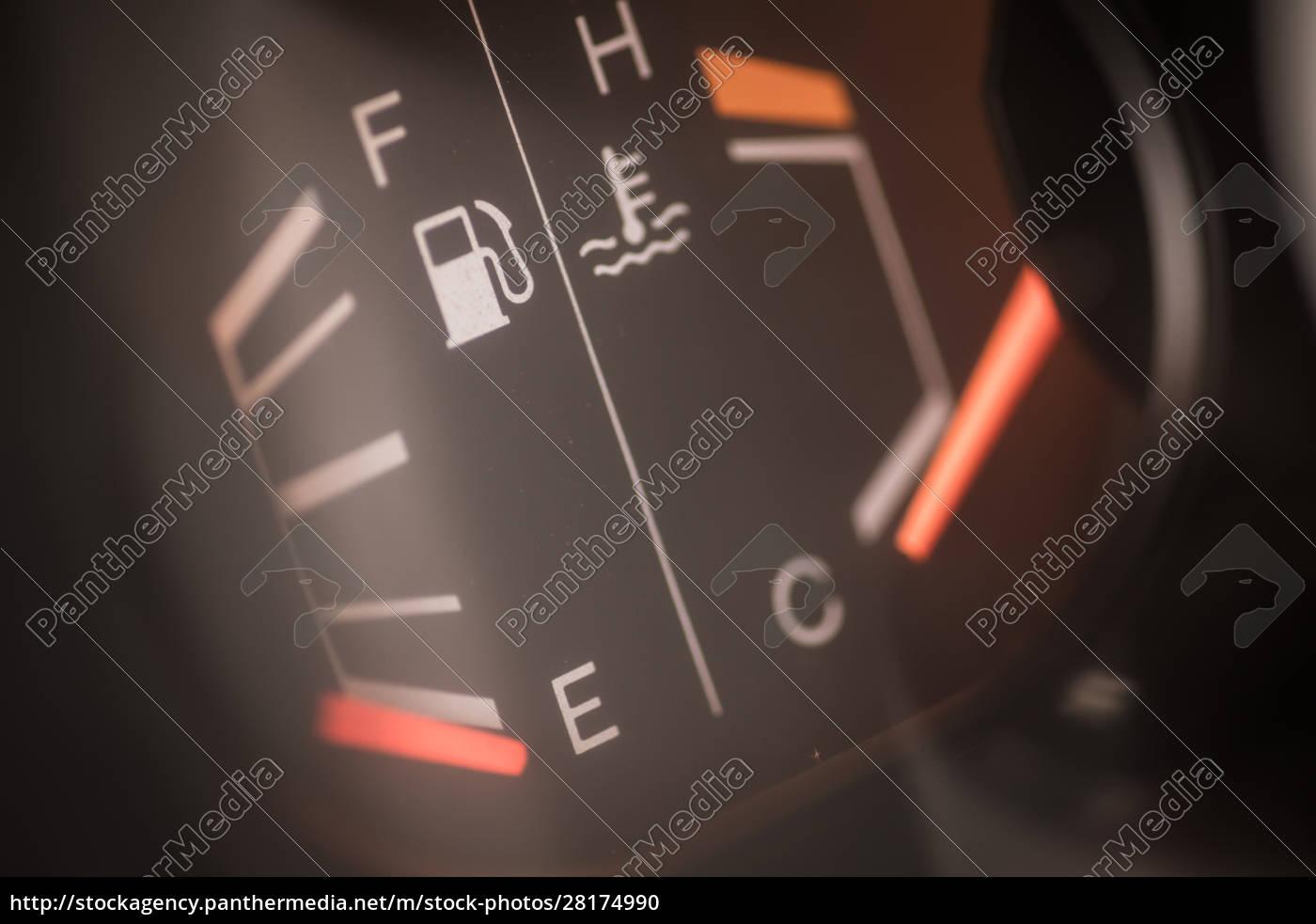 car, fuel, gauge - 28174990