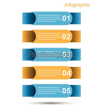 modern design template can be used
