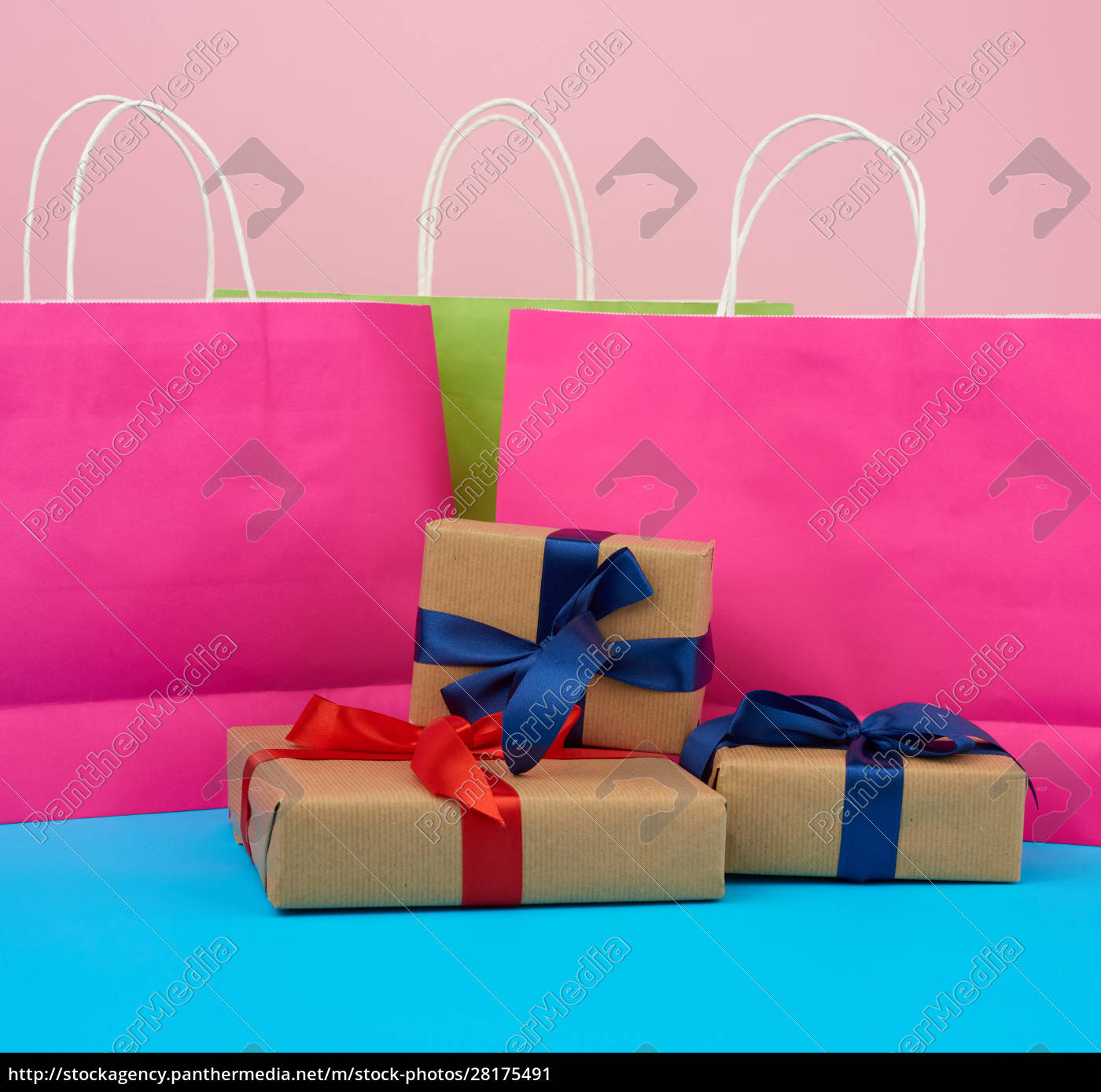 brown, paper, box, with, a, gift - 28175491