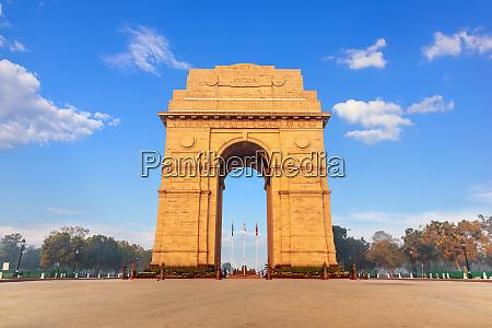 famous, india, gate, , landmark, of, delhi, - 28175458