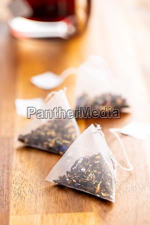 floral, tea, bag - 28175710