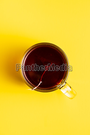 fruit, tea, in, glass, mug. - 28175708