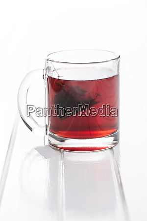 fruit, tea, in, glass, mug. - 28175787