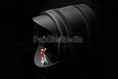 miniature lens cleaner