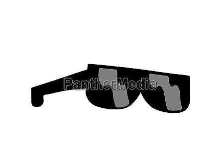 thug life sunglasses black prank fun